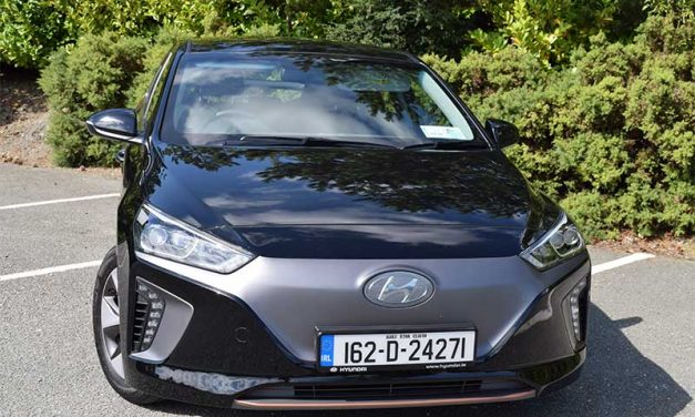 Hyundai's Ingenious IONIQ Electric Car