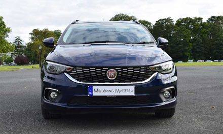 FIAT's Tipo Station Wagon