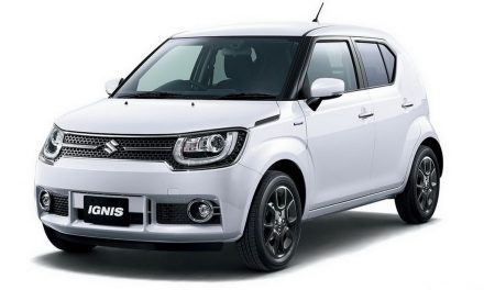 New IGNIS from Suzuki