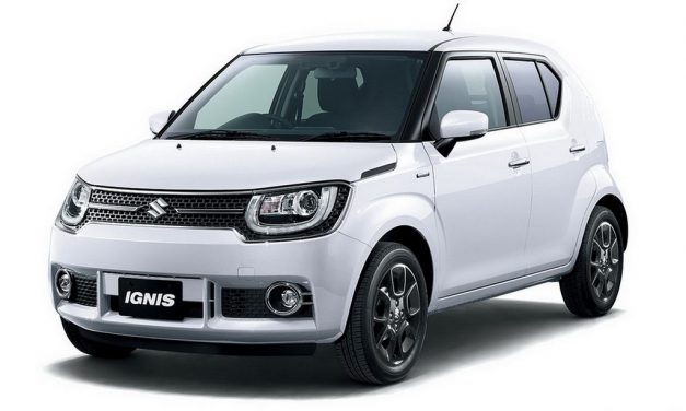 New IGNIS from Suzuki