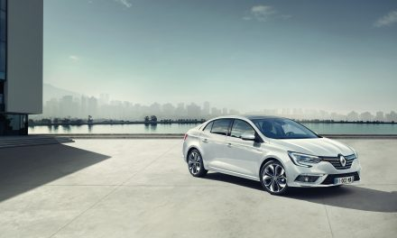 NEW RENAULT MEGANE GRAND COUPE (GC) – 4 DOOR