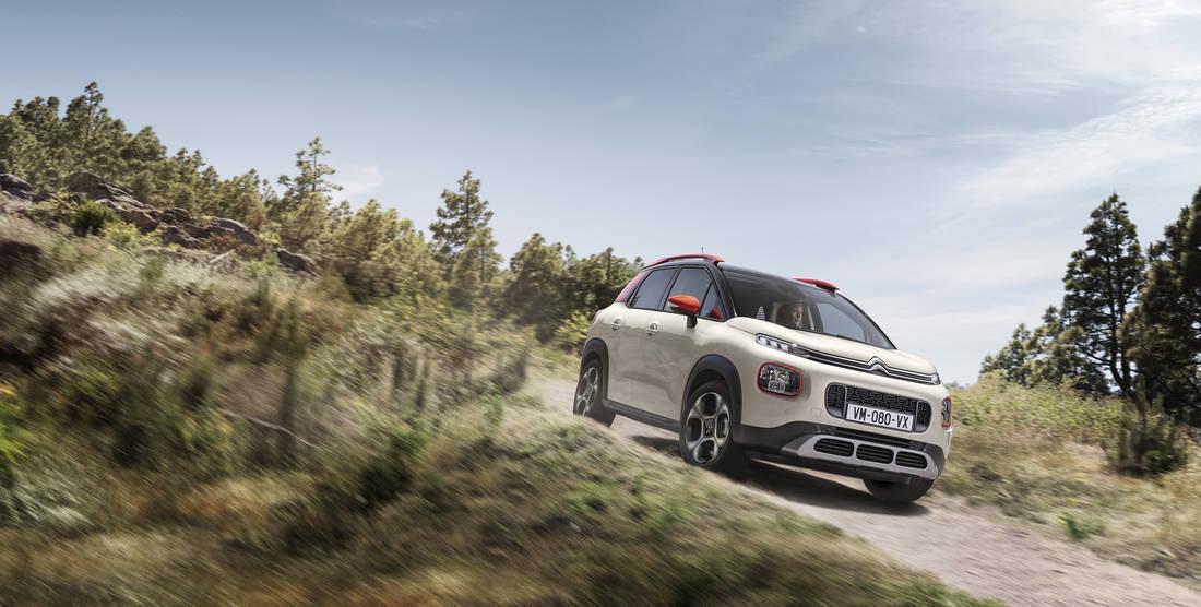 Citroën C3 Aircross – Press Release