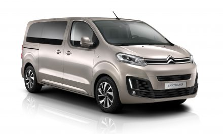 NEW CITROËN SPACETOURER MPV