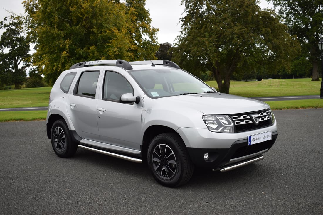 dacia duster automatic motoring matters. Black Bedroom Furniture Sets. Home Design Ideas