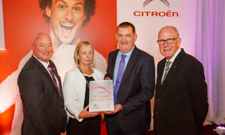 CITROËN & DS DEALER OF THE YEAR ANNOUNCED – DENIS & MARY RYAN