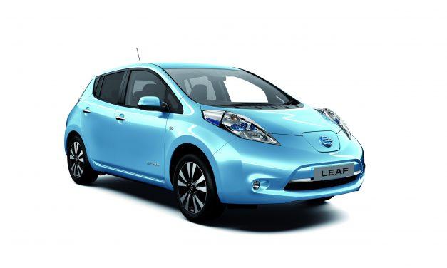 Nissan's Electric Leaf
