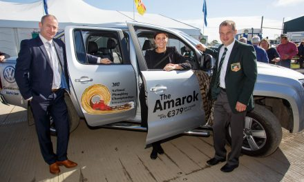 VW Commercial Vehicles at the National Ploughing Championships (Press Release)