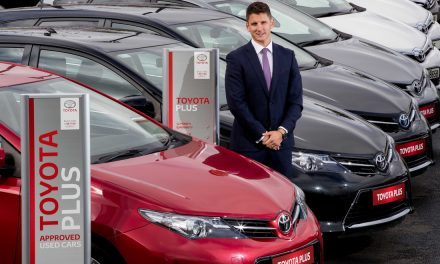 Toyota launches its new used Car Programme: Toyota Plus – Press Release