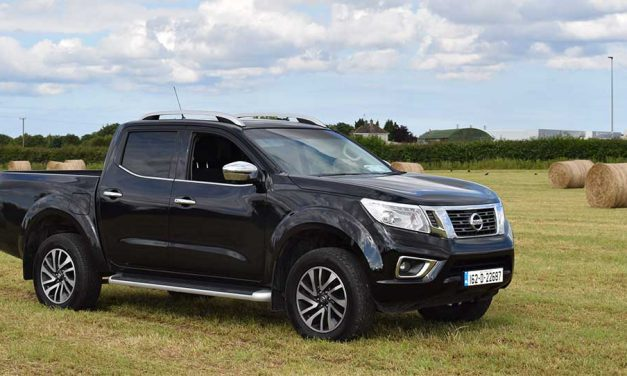 Nissan's Mighty Navara Pick-Up