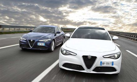 The Giulia from Alfa Romeo