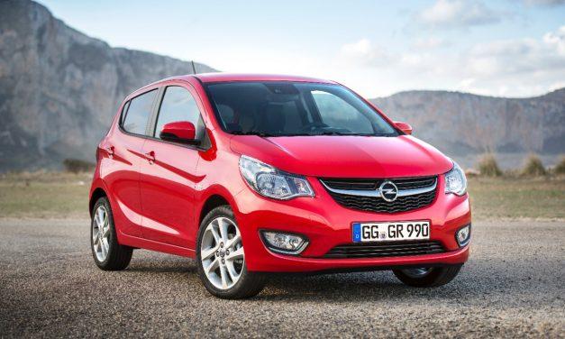 The Opel Karl