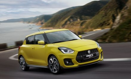 Suzuki Swift Sport – Press Release