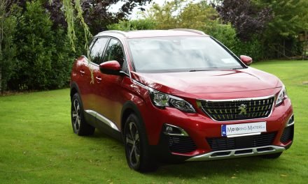 Peugeot 3008 – Irish Car of The Year 2018 and European COTY 2017