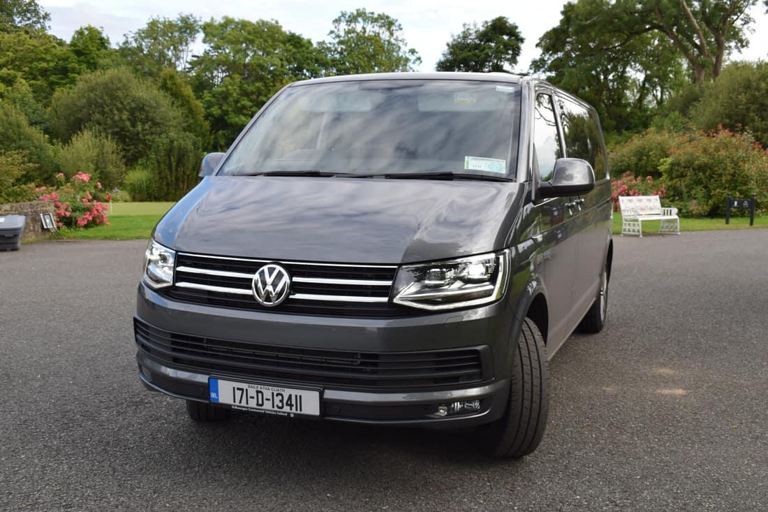 VW Transporter Shuttle