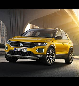 New VW T-Roc Pricing Announced