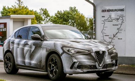 Alfa Romeo Stelvio sets new SUV speed record