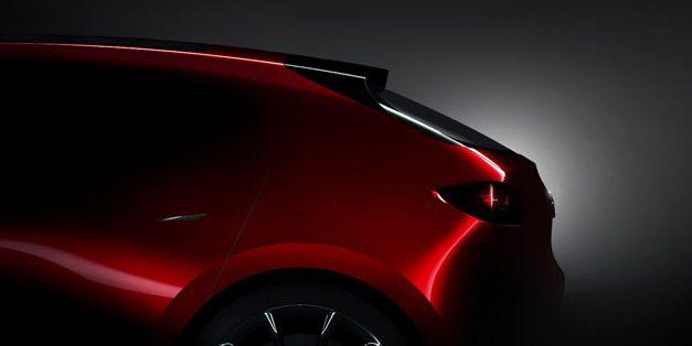 Mazda at the Toyko Motor Show