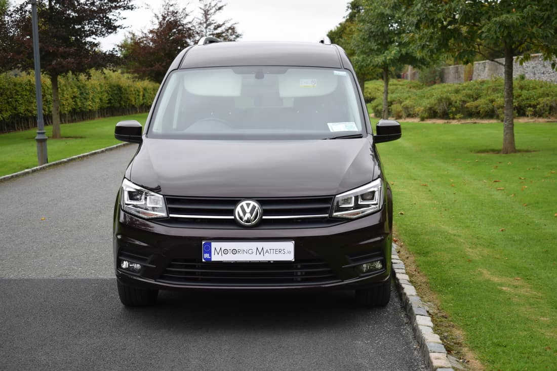vw caddy beach motoring matters. Black Bedroom Furniture Sets. Home Design Ideas