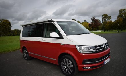 The New VW California Ocean