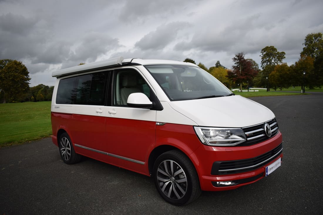 the new vw california ocean motoring matters. Black Bedroom Furniture Sets. Home Design Ideas
