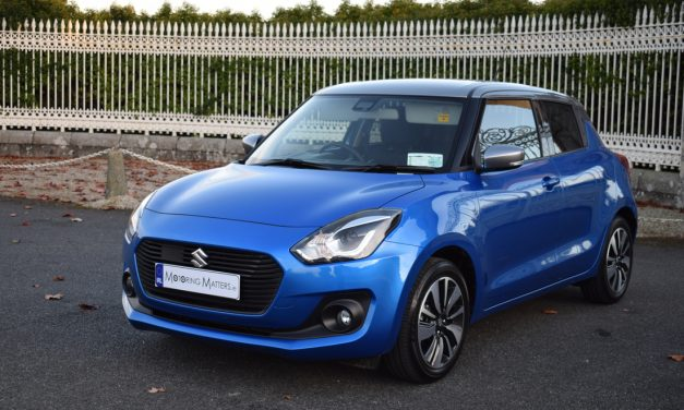 The New Suzuki Swift – Manual Gearbox On Test