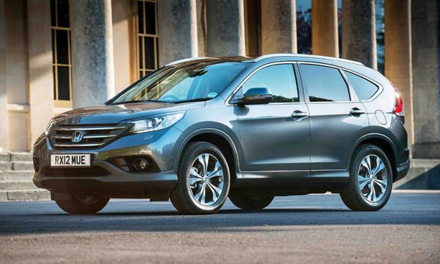 HONDA HAS HAT-TRICK OF WINS IN USED CAR AWARDS