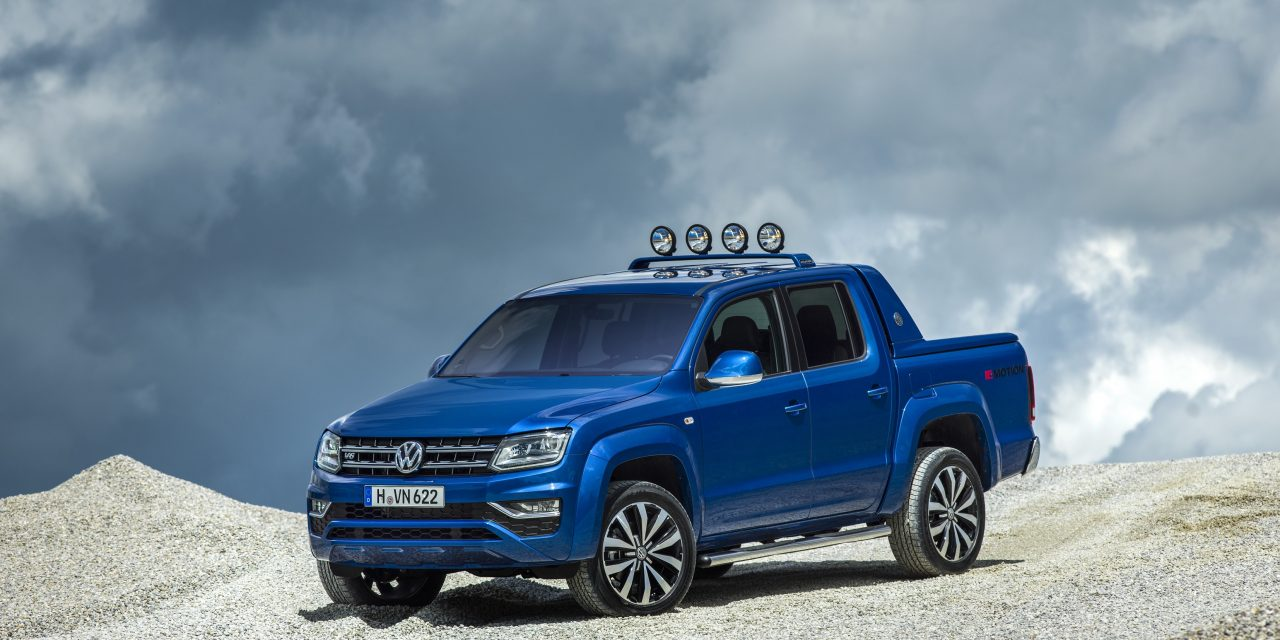VW Amarok Wins Coveted 'International Pick-Up Award 2018'