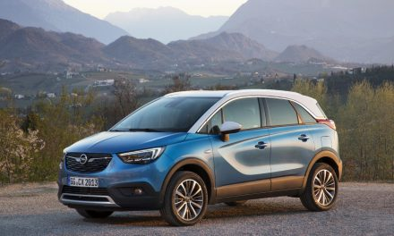 Opel's New Crossland X