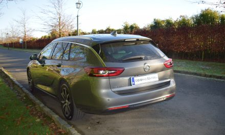 Opel's New Insignia Sports Tourer – 1.5-litre turbo petrol