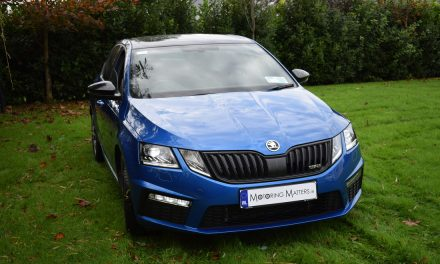 New Skoda Octavia 'RS'