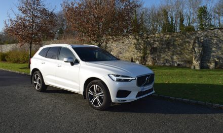 New Volvo XC60 R-Design SUV