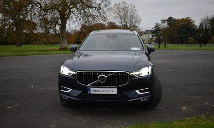 Volvo's new XC60