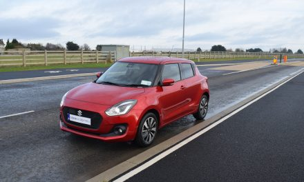 New Suzuki Swift Auto – Swift Shifter