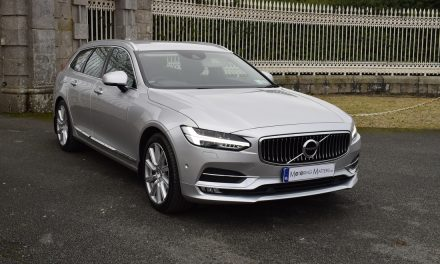 New Volvo V90 Estate