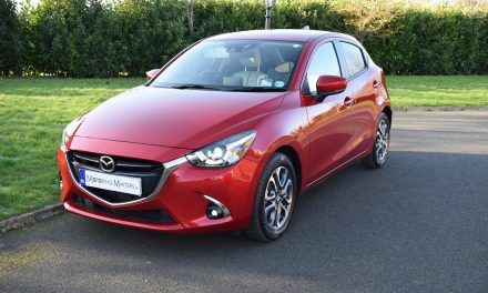 New Mazda 2 – Drive Together