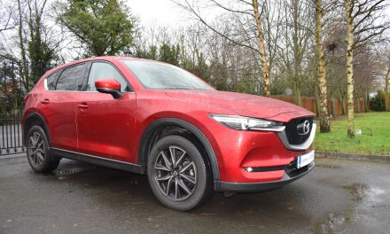 New Mazda CX-5 SUV (2018 Model Year)
