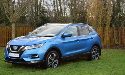 New Nissan Qashqai – 'Crossover With Style'