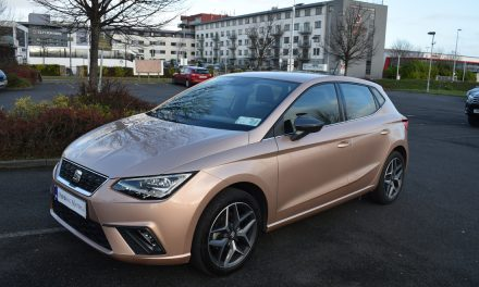 ALL-NEW SEAT IBIZA IS 'HOT, HOT, HOT'