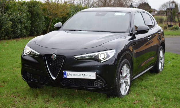 NEW ALFA ROMEO STELVIO SUV