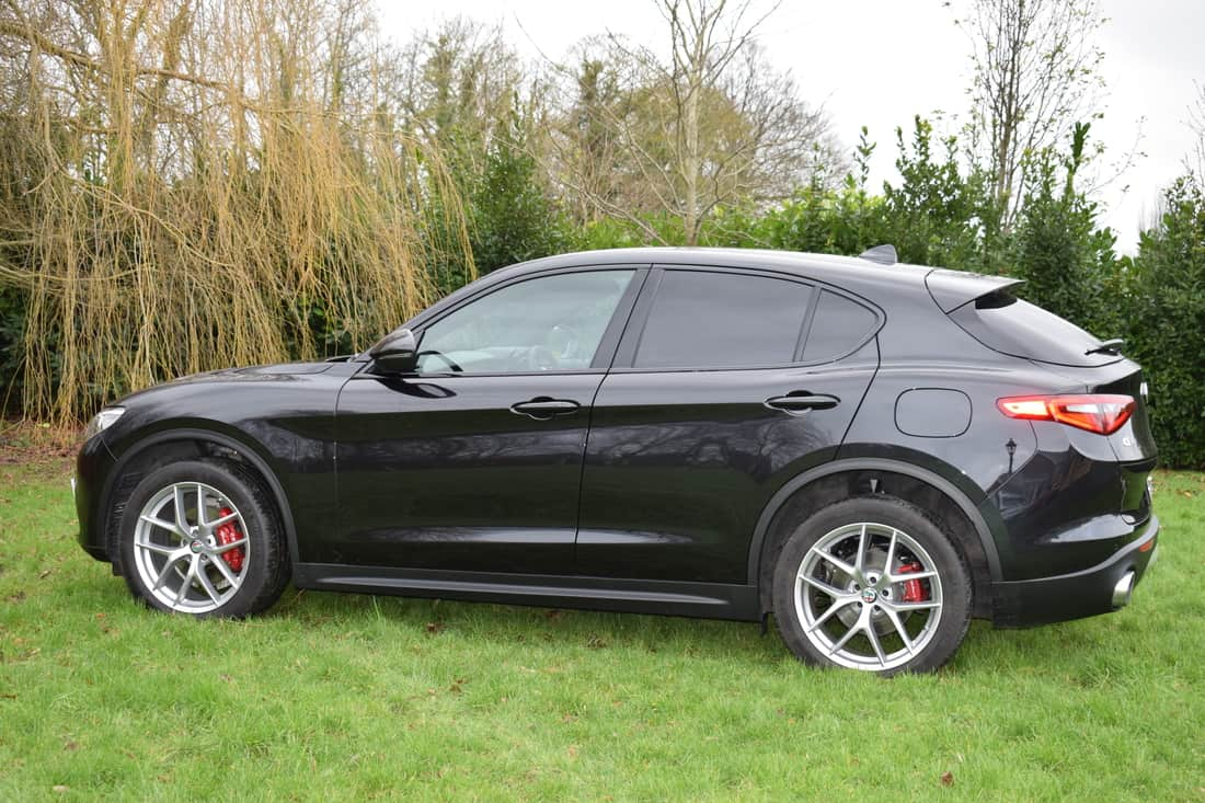 new alfa romeo stelvio suv motoring matters. Black Bedroom Furniture Sets. Home Design Ideas