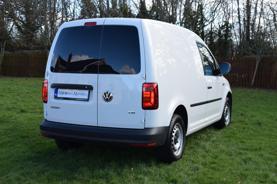 new volkswagen caddy panel van 1 2 litre petrol tsi motoring matters. Black Bedroom Furniture Sets. Home Design Ideas