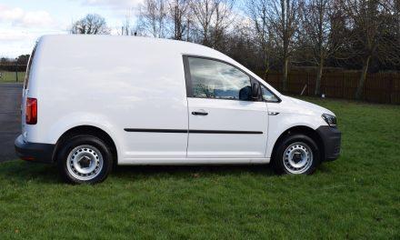 New Volkswagen Caddy Panel Van  1.2-litre Petrol TSi