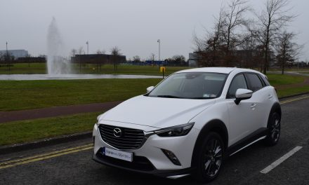 New Mazda CX-3 GT Lux Edition