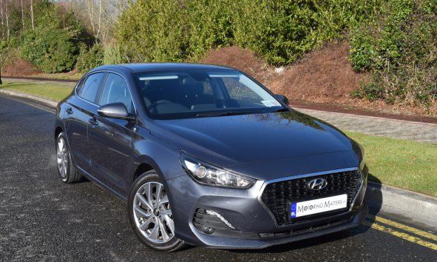 Discover The New Hyundai i30 Fastback 1.0-Litre GDI (Petrol)