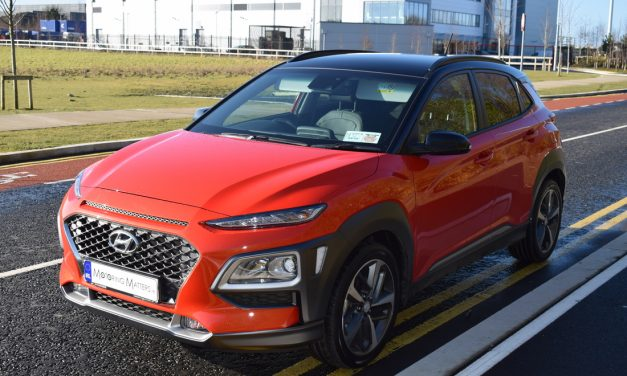 New Hyundai KONA 4WD Auto