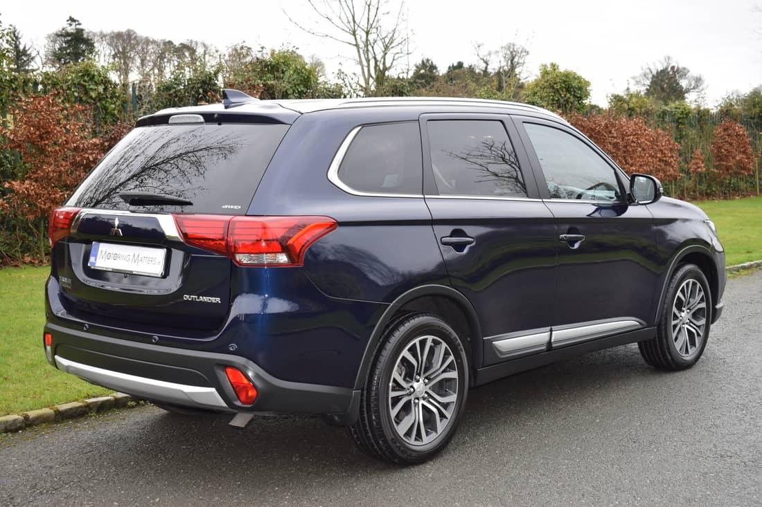 New Mitsubishi Outlander Suv Motoring Matters