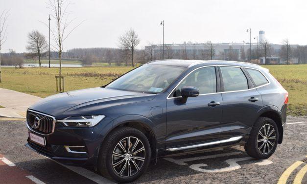 New Volvo XC60 T8 Hybrid SUV