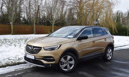 Opel's New Grandland X SUV
