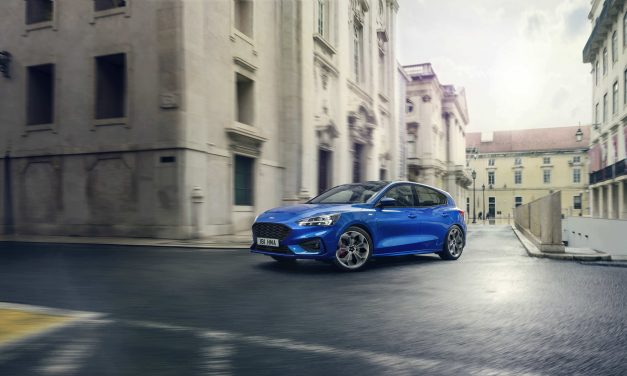 Ford Unveils All-New Focus
