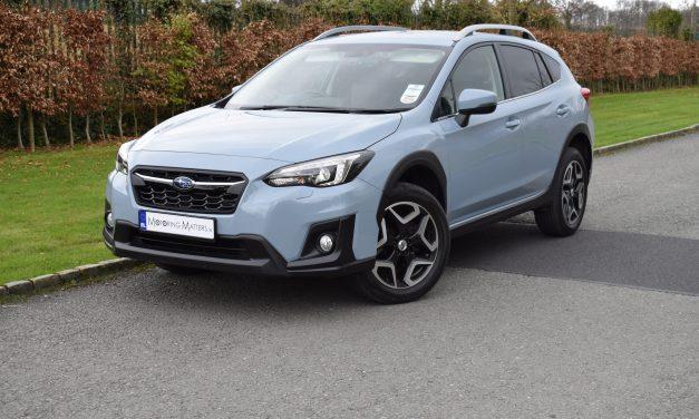 All-New Subaru XV Crossover/SUV